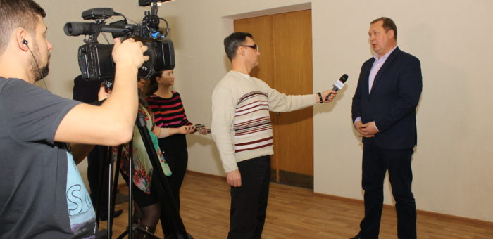 В ЗАТО Заречный Пензенской области состоялся визит генерального директора управляющей компании АО «Атом-ТОР» Олега Михайловича Шевкунова