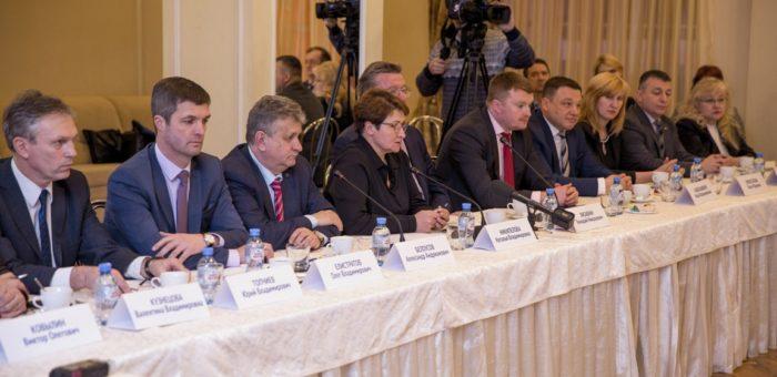 Тема ТОСЭР стала ключевой на встрече президента АО «ТВЭЛ» с активом Новоуральска