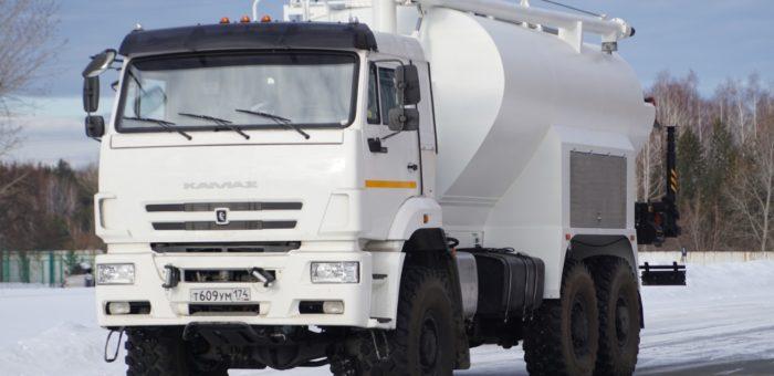 Резидент «ТОСЭР» Озёрск выпустил из производства первую машину