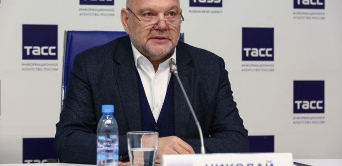 Николай Пегин принял участие в пресс-конференции, посвященной вопросам развития ТОР «Новоуральск»